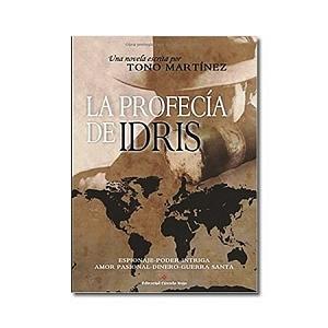 Tono Martínez, Ed. Círculo Rojo
